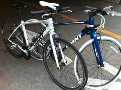 兄弟自転車.JPG